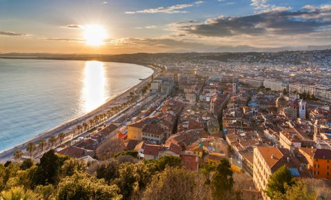 Must visit locations in Nice