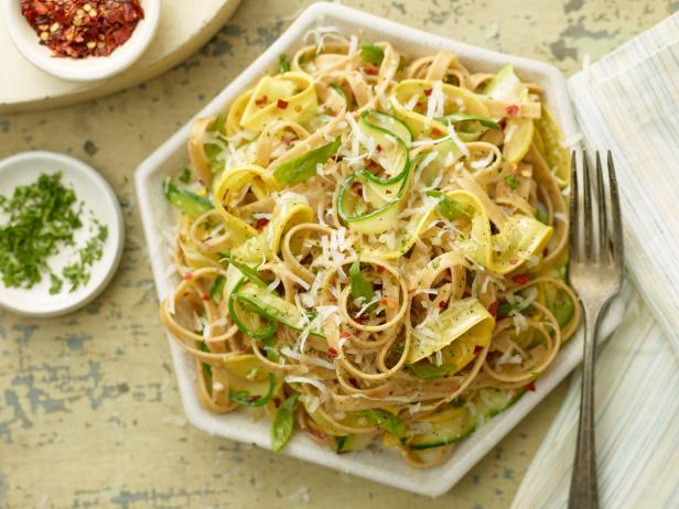 Zucchini dishes: