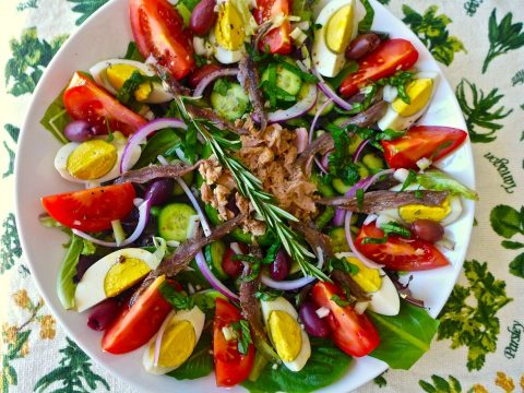 Best of the Nicoise cuisine